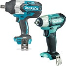Makita Cordless Impact Wrenches