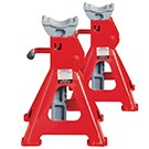 Axle Stands & Wheel Chocks