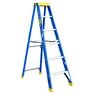 Fibreglass Single Sided Step Ladders