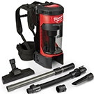 Milwaukee Backpack Vacuum Cleaners