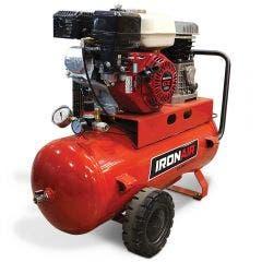 IRONAIR 5.5hp 50L Honda Petrol Compressor