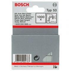 BOSCH 14mm Staples  - 1000 Pieces BOX Suits PTK14&23E 1609200368