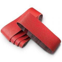 DIABLO 75 x 457mm 120-Grit Zirconia Sanding Belt - 5 Piece