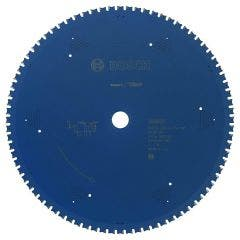 BOSCH 355mm 80T TCT Circular Blade Saw for Metal Cutting - EXPERT for STEEL