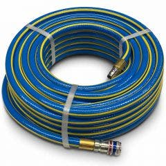 MASTER Q 3/8inch x 20m eSafe Safety, Nitto Type Air Hose 1931501020E