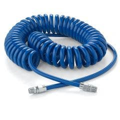 MASTER Q 8mm x 4m 3/8inch Fitted Spiral Hose 199589805B