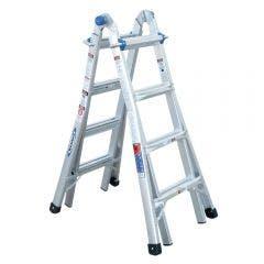 WERNER 2.3m/4.5m Multi Purpose Ladder MT17AZ