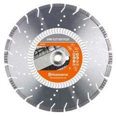 HUSQVARNA 400mm Segmented Diamond Blade for Abrasive & Asphalt Cutting - VARI-CUT S65-PLUS
