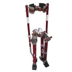 WALLBOARD 450-750mm Adjustable Plasterers Stilts WS-1830