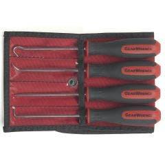 GEARWRENCH 4 pcs Mini Hook & Pick Set 84040