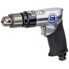 SHINANO 10mm 5000rpm Pistol Air Keyed Drill SI5100A