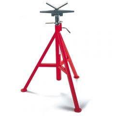 RIDGID Stand Hi Pipe V-Head 71-134Cm