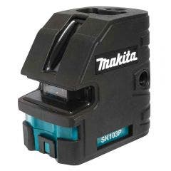 MAKITA Self Levelling Crossline Laser with Plumb Laser SK103PZ