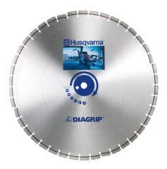 HUSQVARNA 460mm Segmented Diamond Blade for GENERAL Purpose Cutting - 450 SERIES