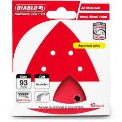 106565_Diablo_93mm-Mixed-Grit-6-Hole-Velcro-Delta-Sanding-Sheet---10-Piece_2608F01174_1000x1000_small