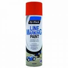 DYMARK 500g Orange Line Marking Paint 41015006