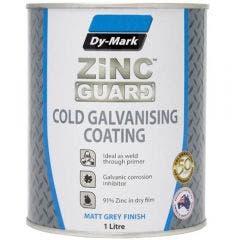 DYMARK 1L Zinc Guard Cold-Galvanising Coating Grey 230731100