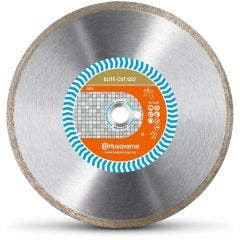 HUSQVARNA 250mm Continuous Rim Diamond Blade for Ceramic Cutting - ELITE-CUT GS2