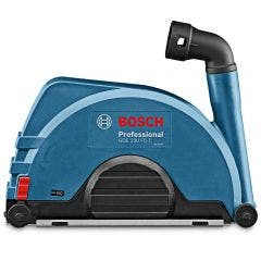 BOSCH Dust Extraction Guard Angle Grinder 230mm GDE230FCT