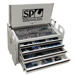 SP TOOLS 406 Piece 7 Drawer Tool Chest SP50115W