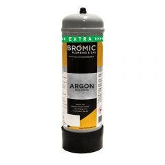 BROMIC Welding Gas Argon 2.2L 242L 110Bar Disposable 1811524