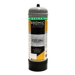 BROMIC Welding Gas Argon Mix 2.2L 242L 110Bar Disposable 1810000