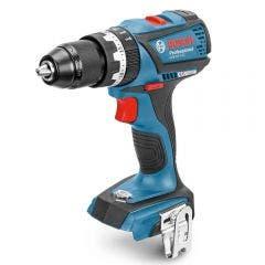 BOSCH 18V Brushless Hammer Drill Skin GSB18VEC