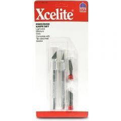 WELLER XCELITE 2 Pc. Light & Medium Duty Precision Knife Set XNS100