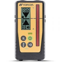 TOPCON Rotating Laser Level Detector Red Beam Millimetre LS-100D