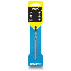 SUTTON 2.5 x 57mm HSS-TiAIN Jobber Drill Bit for Stainless - INOX