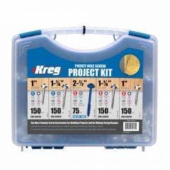 KREG Pocket Hole Screw Kit - 675 Piece KR-SK03