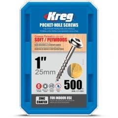 KREG True-FLEX Featherboard KR-SMLC1-500