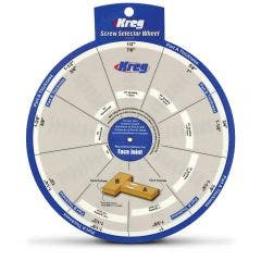 KREG Screw Selector Wheel KR-SSW