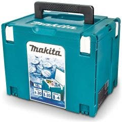 MAKITA 18L Makpac Cooler Connector Case with Strap 1982534
