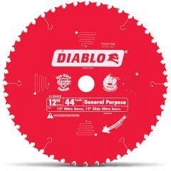 DIABLO 305mm 44T TCT Circular Saw Blade for Wood Cutting - GENERAL PURPOSE