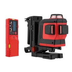 POWERLINE 3DR MK.II Multiline Laser Level Red 50162
