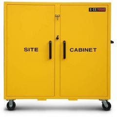 1-11 Fully Welded Storage Cabinet on Castors MODEL1380