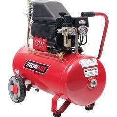 IRONAIR 50L 2.5HP Direct Drive Copper Compressor TTD1250