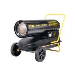 DETROIT 50KW Diesel Fired Heater