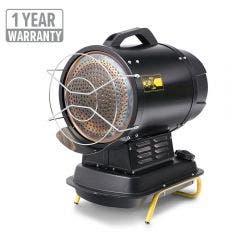 DETROIT 20KW Radiant Diesel Heater