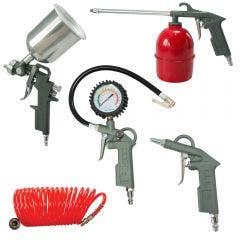 AEROPRO 5 piece Air Tools Kit RP8031K5G