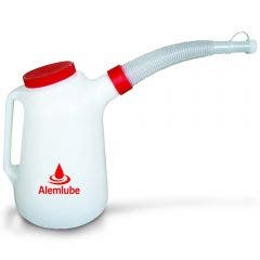 ALEMLUBE Measure 1Ll Oil W/Flexible