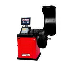 ALEMLUBE Wheel Balancer Central