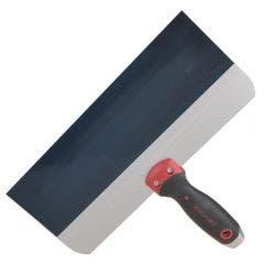 WALLBOARD 350mm Taping Knife Pro-Grip Blue Steel Blade PK-14