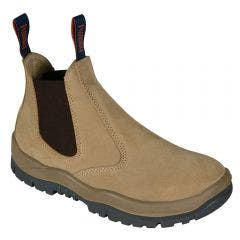 MONGREL Wheat Elastic Sided Boot 24004