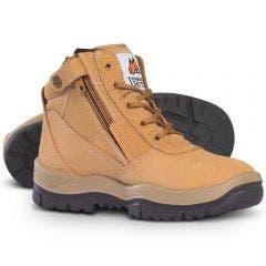 MONGREL Wheat ZipSider Boot