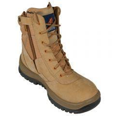 MONGREL Wheat High Leg ZipSider Boot 25105