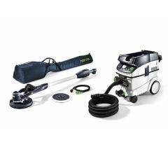 FESTOOL 225mm 400W Planex Drywall Sander Kit 575418
