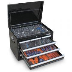 SP TOOLS 201 Piece 7 Drawer Metric Tool Kit SP50120