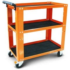 SP TOOLS 3 Shelves Tool Trolley SP40019